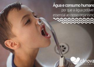 Consumo Humano de água potável