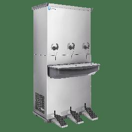 Bebedouro Industrial 100L RESIST em Inox - SEM contato manual