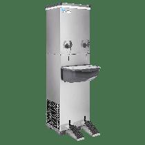Bebedouro Industrial 50L RESIST em Inox - SEM contato manual